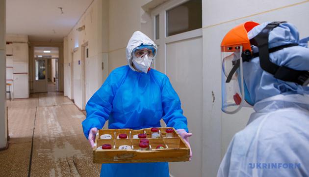 Coronavirus : 588 morts et 20 148 cas confirmés en Ukraine