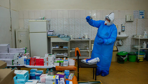 Ukraine reports 646 new coronavirus cases in past 24 hours