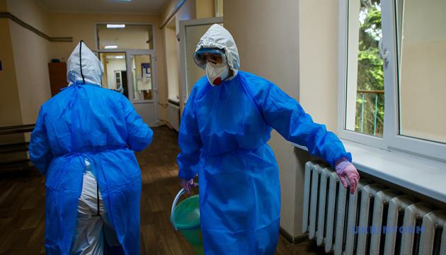Две больницы на Киевщине из-за коронавируса не принимают новых больных