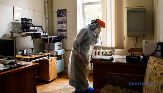 6月2日9時時点 ウクライナ国内新型コロナウイルス感染事例新たに328件確認 計2万4340件