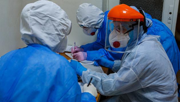 Die Ukraine meldet 848 Corona-Infizierte