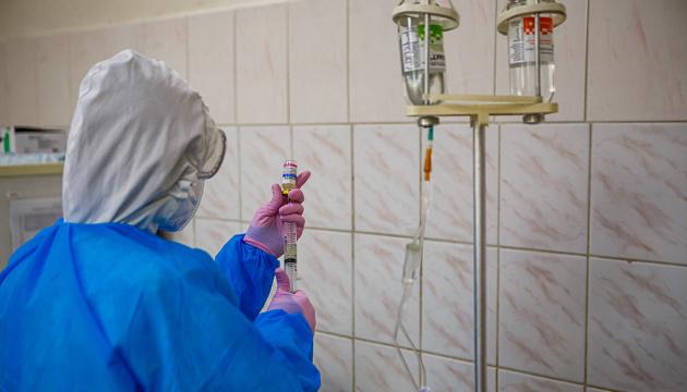7月8日9時時点 ウクライナ国内新型コロナ感染新規確認807件