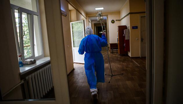В Украине подтвердили 72 168 случаев COVID-19, за сутки - 1 112