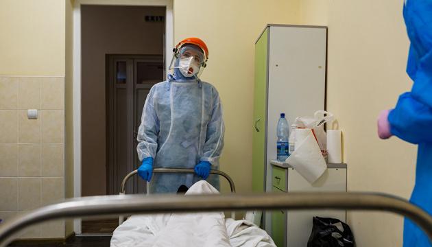 У Чорткові в розрахованій на 34 ліжка COVID-лікарні вже 40 хворих — мер