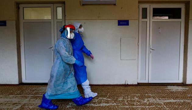 На Київщині за добу - 66 нових випадків коронавірусу