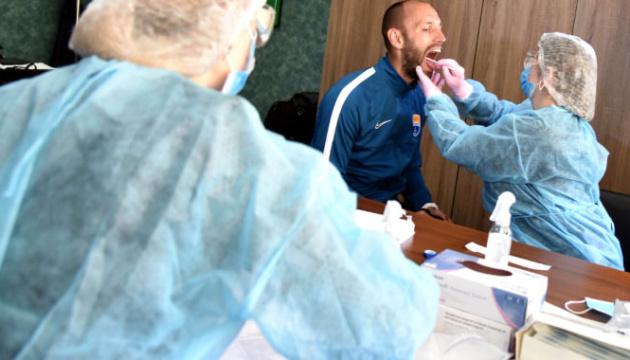 «Маріуполь» провів тестування: заражених в команді немає
