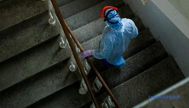 Самый высокий показатель COVID-заболеваемости - в трех областях и Киеве
