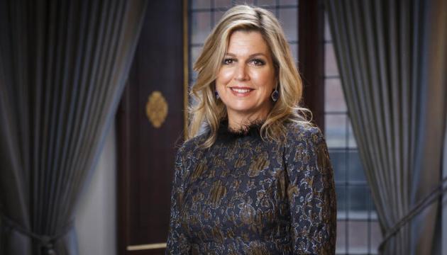 Королева Нидерландов празднует 49-летие