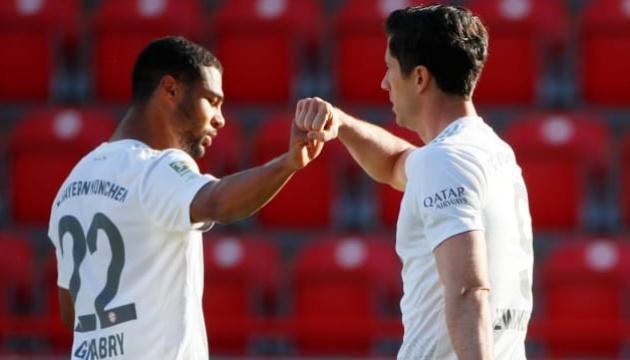 Бундесліга: «Баварія» перемогла «Уніон»