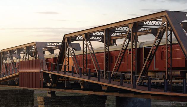 У ПАР з'явиться готель у поїзді на залізничному мосту