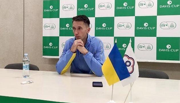Стаховський візьме участь у виставковому турнірі з тенісу в Будапешті