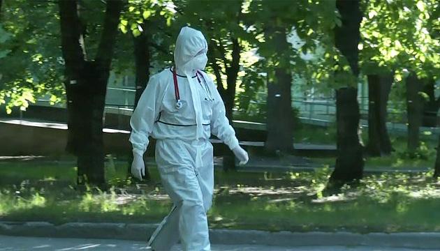 Руководитель больницы в Харькове, где пациенты с COVID-19 покупали лекарства, не сообщал о нехватке финансов