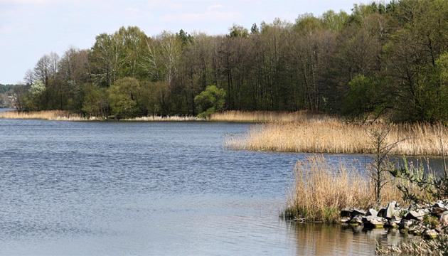 Уровень воды в водохранилище, обеспечивающем Житомир, снова опускается