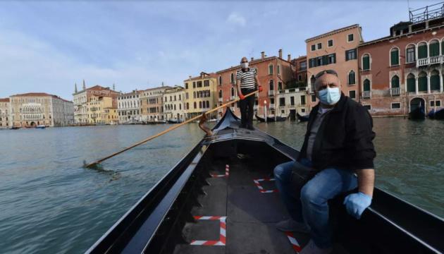 В венецианские каналы вернулись гондолы