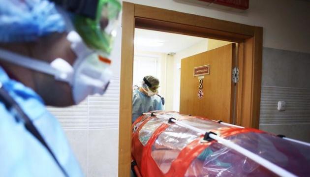 У Білорусі кількість заражених коронавірусом перевищила 44 тисячі