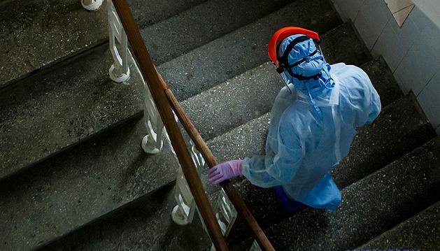 В Україні за добу - 10 611 випадків коронавірусу