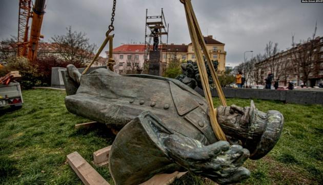 Міноборони Чехії відмовилось передати Росії пам'ятник Конєву