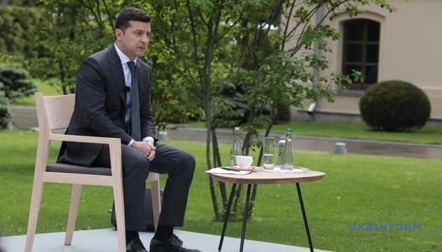 Зеленский на выборах мэра Киева поддержит кандидата от