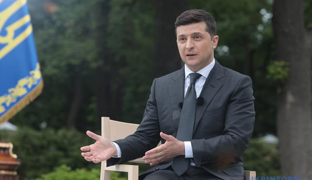Zelensky not ruling out future permission to sell land to foreigners