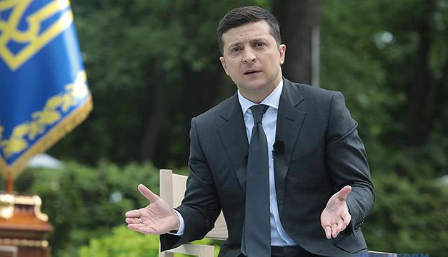 Зеленскому доверяют 46% украинцев - «Рейтинг»