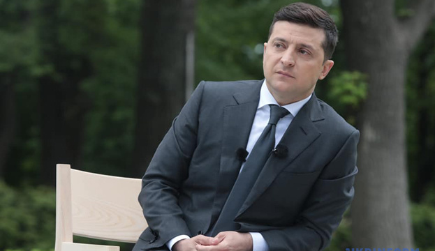 Zelensky expects broad participation of Turkish business in Ukraine's privatization process