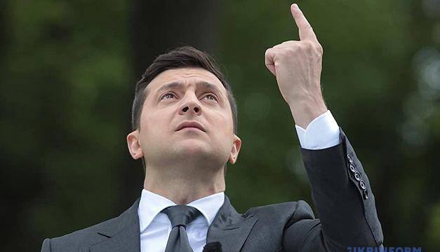 Zelensky says Ukraine can pass through all stages of quarantine-exit in a month