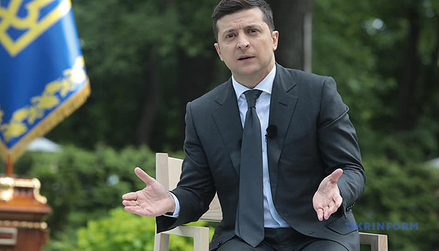 Zelensky says one term in office will not be enough to fulfill all promises