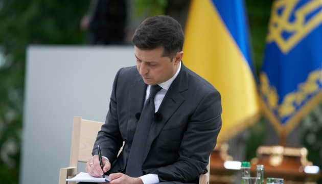 Zelensky forms Council for Development of Higher Education