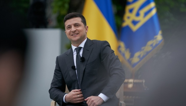 Zelensky thanks EU Commission president for EUR 190 mln assistance