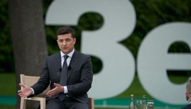 Зеленський не вірить, що реформа Укрзалізниці відбудеться найближчим часом