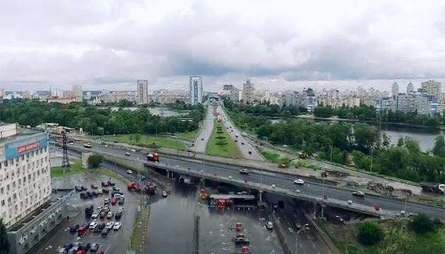 У Києва триває капремонт та будівництво на 13 мостах і шляхопроводах