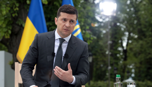 Зеленський подякував президенту Єврокомісії за допомогу Україні