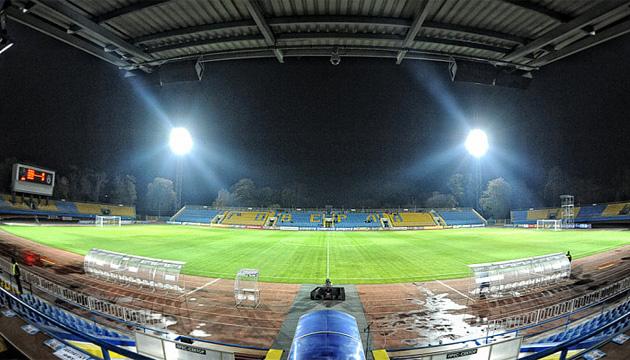 Ужгород і Полтава можуть прийняти матчі збірної України з футболу у найближчі два роки