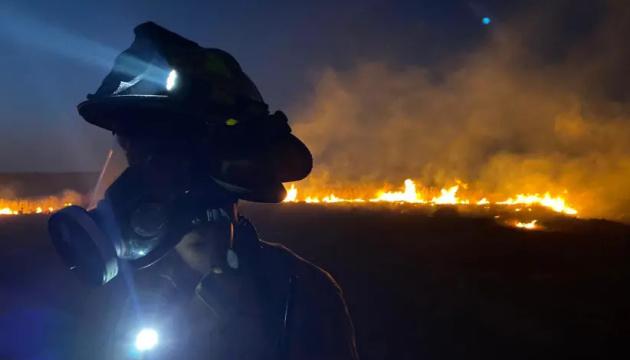 В Ізраїлі екстремальна спека провокує лісові пожежі – 1300 осередків