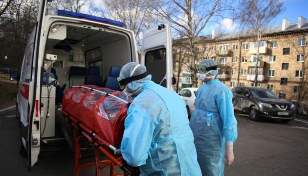 У Білорусі виявили майже 32,5 тисячі випадків COVID-19