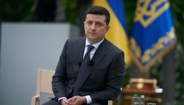 Зеленський попросив Папу Римського допомоги у визволенні українців, утримуваних РФ