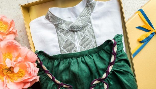 Подружжя Зеленських подарувало вишиванки лідерам країн