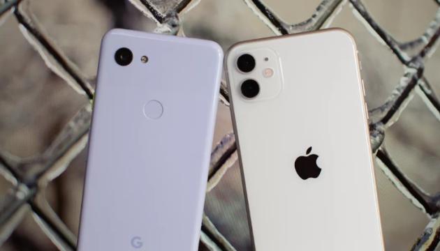 Apple і Google запускають технологію для відстеження хворих на COVID-19