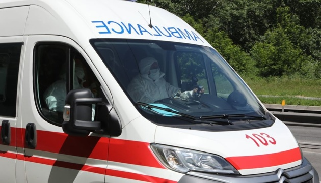 Ukraine reports 1,022 new coronavirus cases in past 24 hours