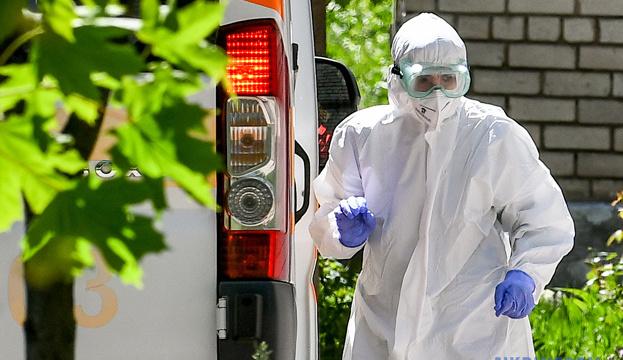 Кількість випадків COVID-19 на Буковині перевищила 10 тисяч