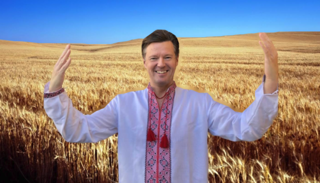 Почесний консул України в Зальцбурзі вбрався у вишиванку