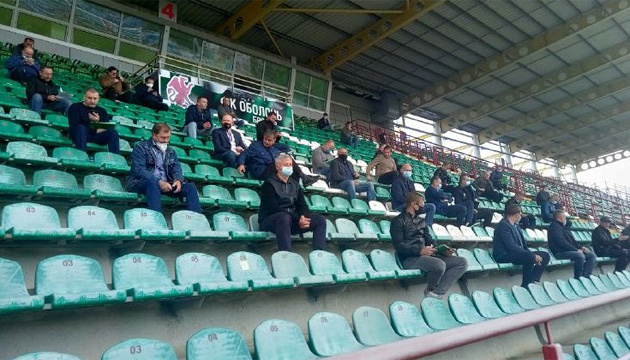 Футбольний чемпіонат України серед команд Першої ліги не дограють у повному вигляді