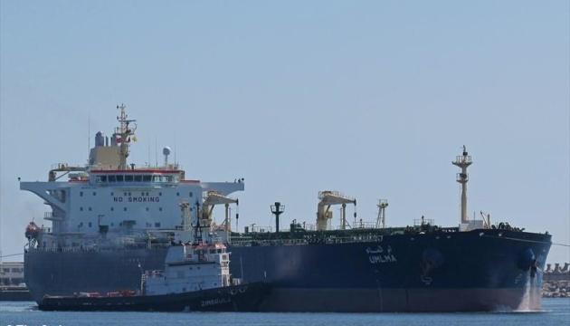 Одеський порт прийняв танкер із