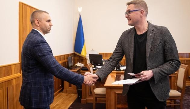 Голова СБУ представив нового керівника Центру спецоперацій