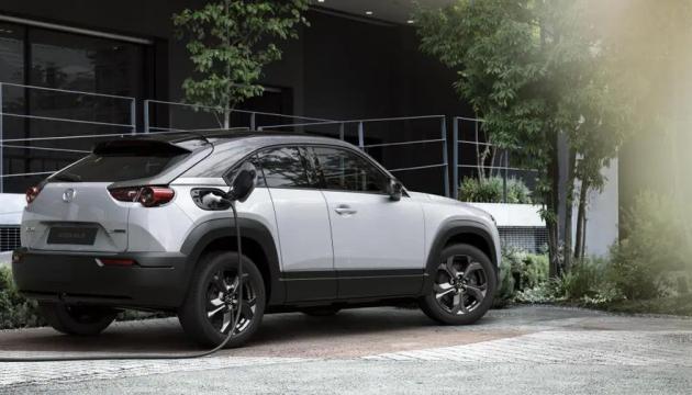 Mazda почала виробництво свого першого електрокара