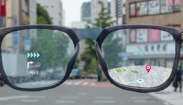 """Доповнена реальність і QR-сканер: Apple розробляє """"розумні"""" окуляри"""