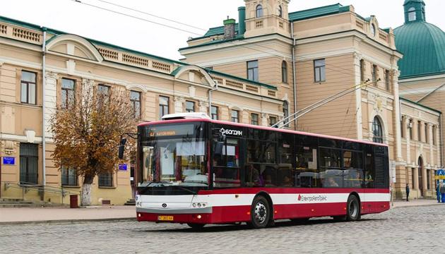 Общественный транспорт в Ивано-Франковске полноценно заработает с 25 мая