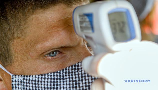 Укрпрофоздоровниця тестує прилади для температурного скринінгу курортників