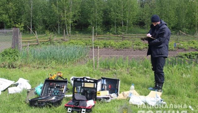 На месте стрельбы на Житомирщине нашли 5 единиц зарегистрированного оружия