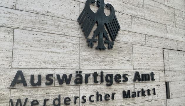 Німеччина шкодує через намір США вийти з Угоди про відкрите небо